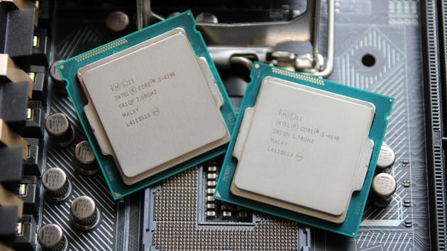 """Intel Core i5-4690 und Core i7-4790 im Test: """"Haswell Refresh"""" auf Z87 und Z97"""