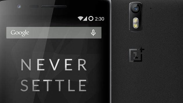 OnePlus One: CyanogenMod-Smartphone ab 270 Euro