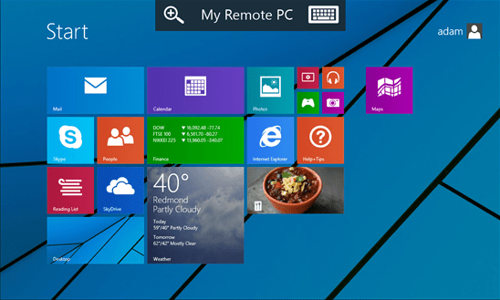 Microsoft Remote Desktop Preview