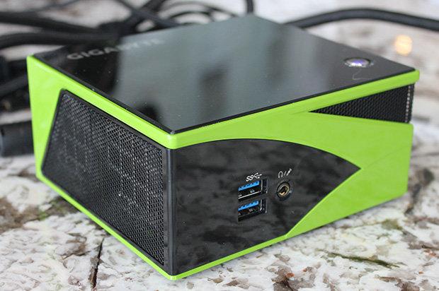 Gigabyte Brix mit GeForce-Grafikchip