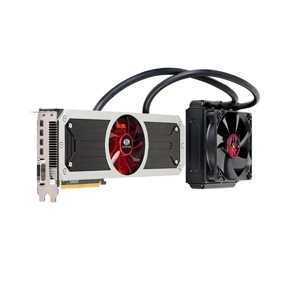 Sapphire Radeon R9 295X2 OC