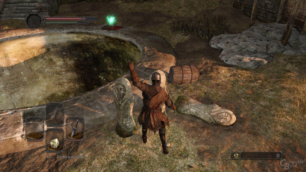 Dark Souls 2 im Kurztest