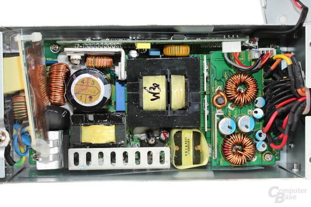 Sea Sonic SS-300TGW Elektronik im Überblick