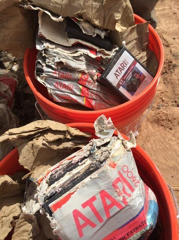 E.T. in der Wüste New Mexicos entdeckt