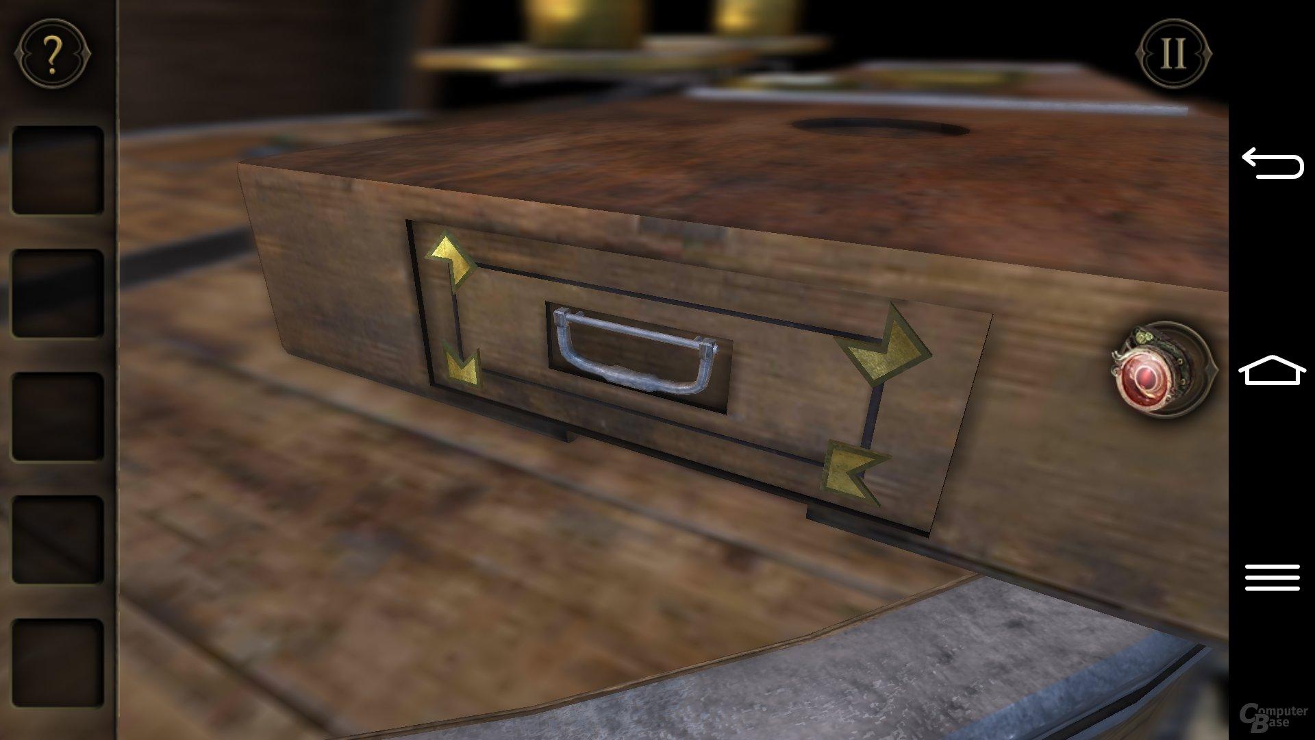 The Room Two – Wie öffnet sich wohl die Schublade?