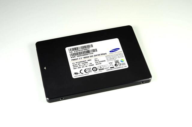 Samsung PM835T mit TLC-Speicher