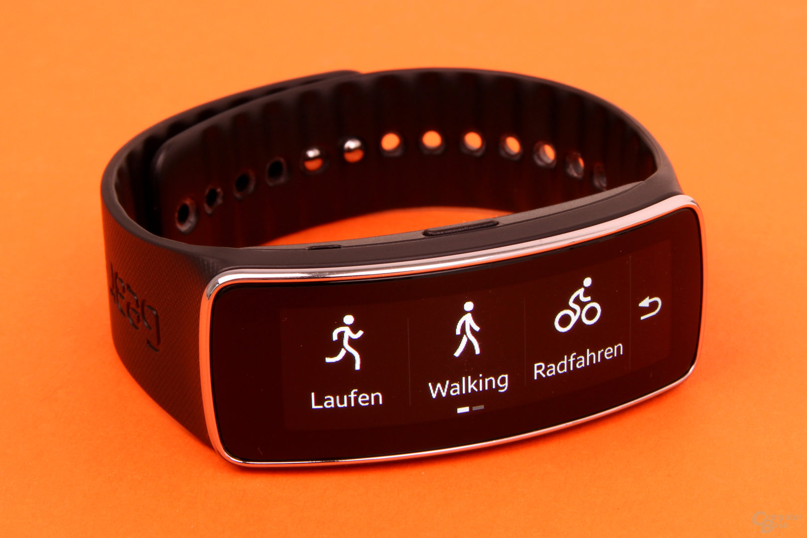 Trainingsmodi – Laufen, Walking, Radfahren, Wandern