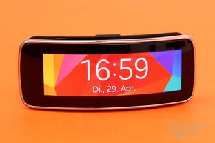 Uhr im Detail