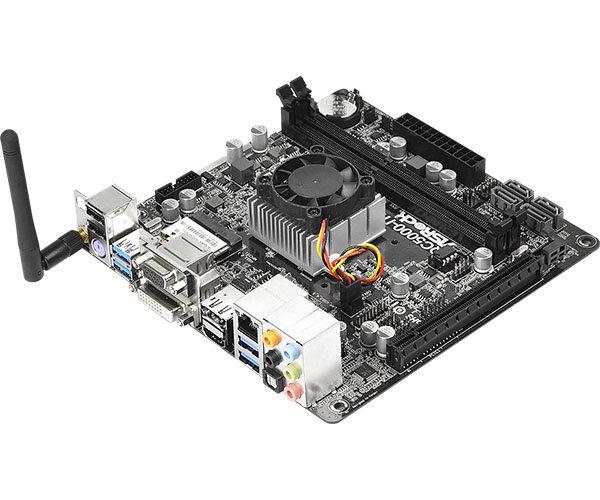 ASRock QC5000–ITX/WiFi