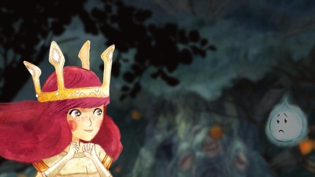 Child of Light im Test: Märchenhafter Genremix