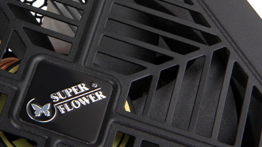 Super Flower Golden Green HX 350W im Test: 350 Watt mit 80Plus Gold
