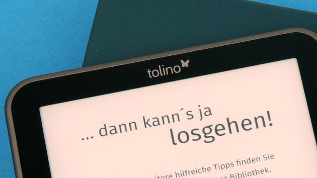 Tolino Vision E-Reader im Test: 2. Runde gegen Amazon Kindle
