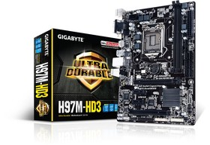 Gigabyte GA-H97M-HD3