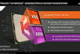 Project Skybridge vereint x86 und ARM