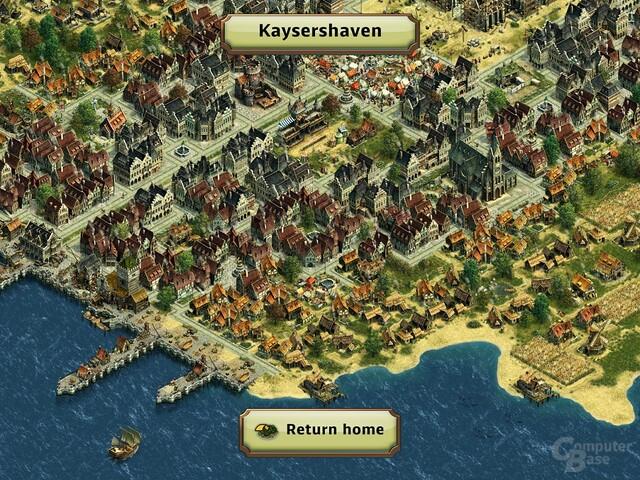 Anno: Erschaffe dein Königreich
