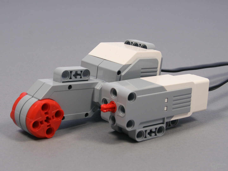 Lego-Mindstorms großer & kleiner Motor