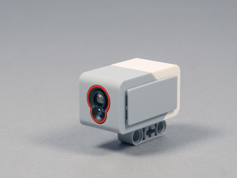 Lego-Mindstorms Farbsensor