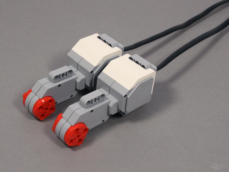 Lego-Mindstorms große Motoren