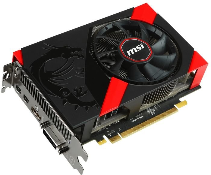 MSI N760 2GD5/OC ITX Gaming