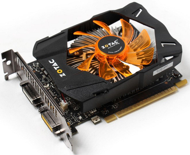 Zotac GeForce GTX 750 Ti (1 GB/2 GB)