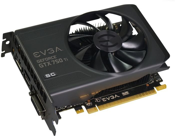 EVGA GeForce GTX 750 Ti Superclocked