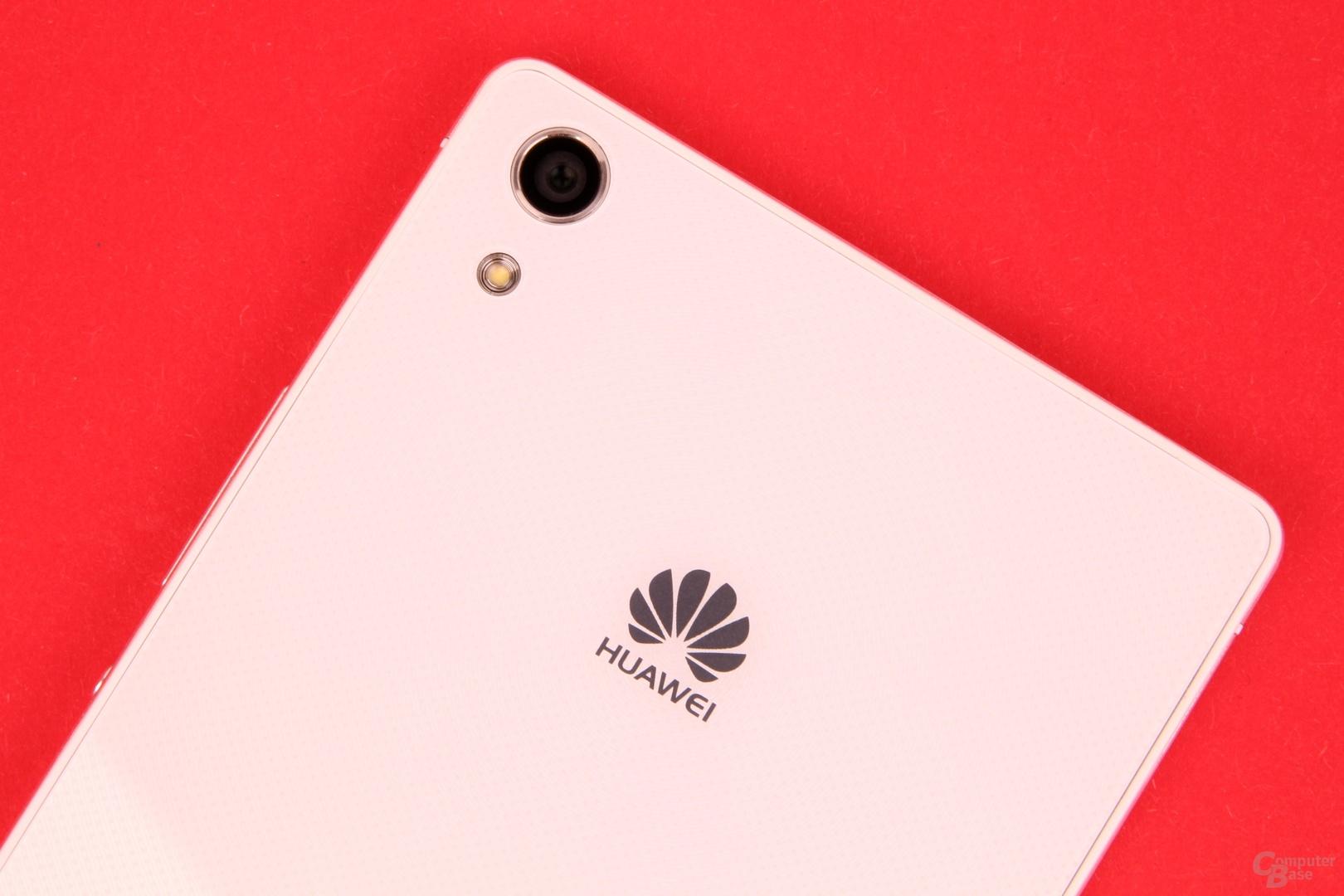 Huawei Ascend P7: Gelungener Auftritt in der 400-Euro-Klasse