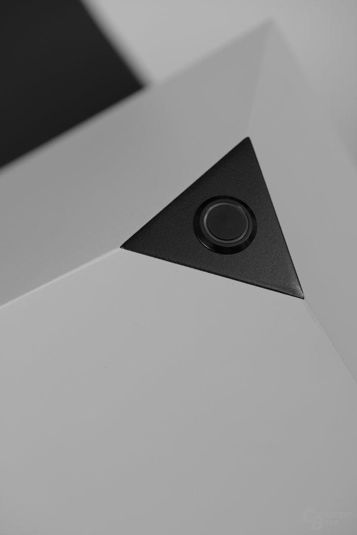 Inkubus 300µ - Startknopf