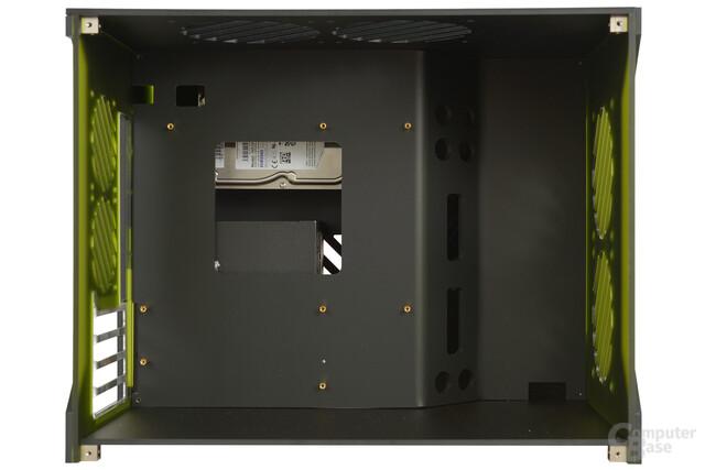 Parvum Systems S2.0 - Innenraumansicht