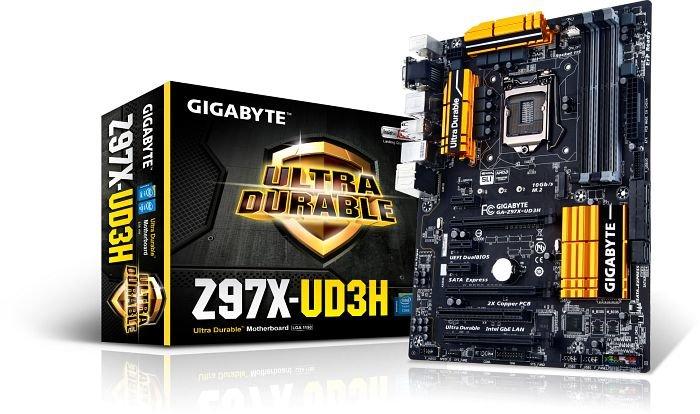 Gigabyte GA-Z97X-UD3H
