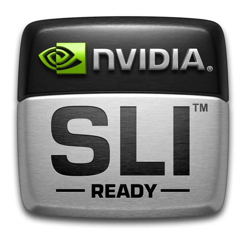 Nvidia SLI-ready Logo