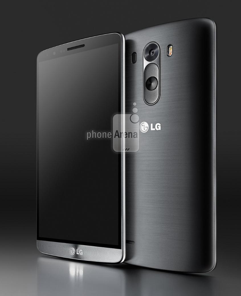 Offizielles Pressebild des LG G3
