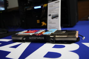 Gigabyte WindForce 600 Watt