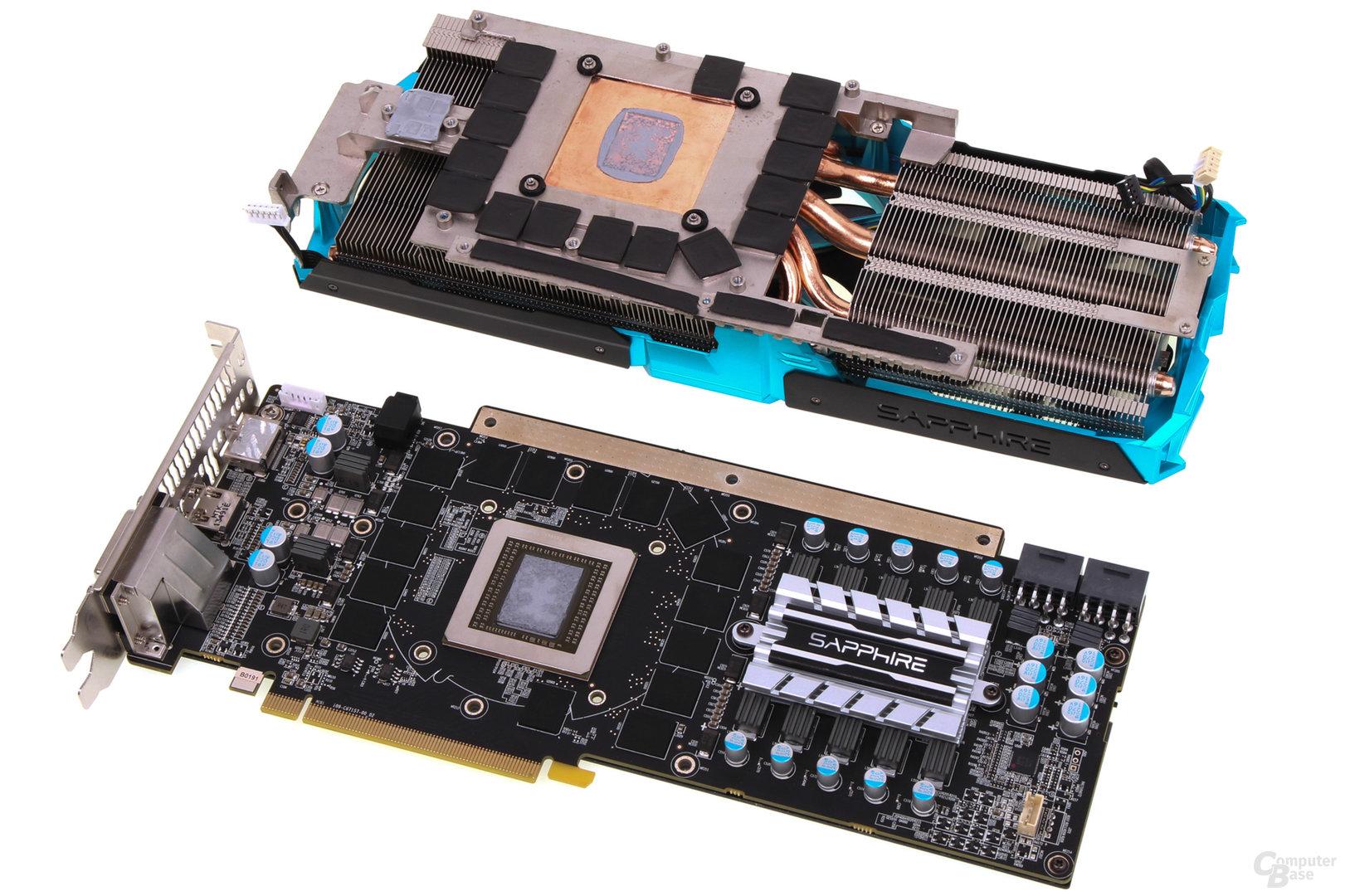 Sapphire Radeon Vapor-X R9 290X Tri-X OC 4GB