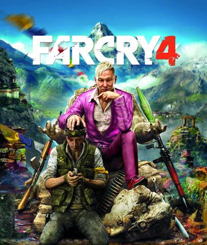 Far Cry 4 – Artwork