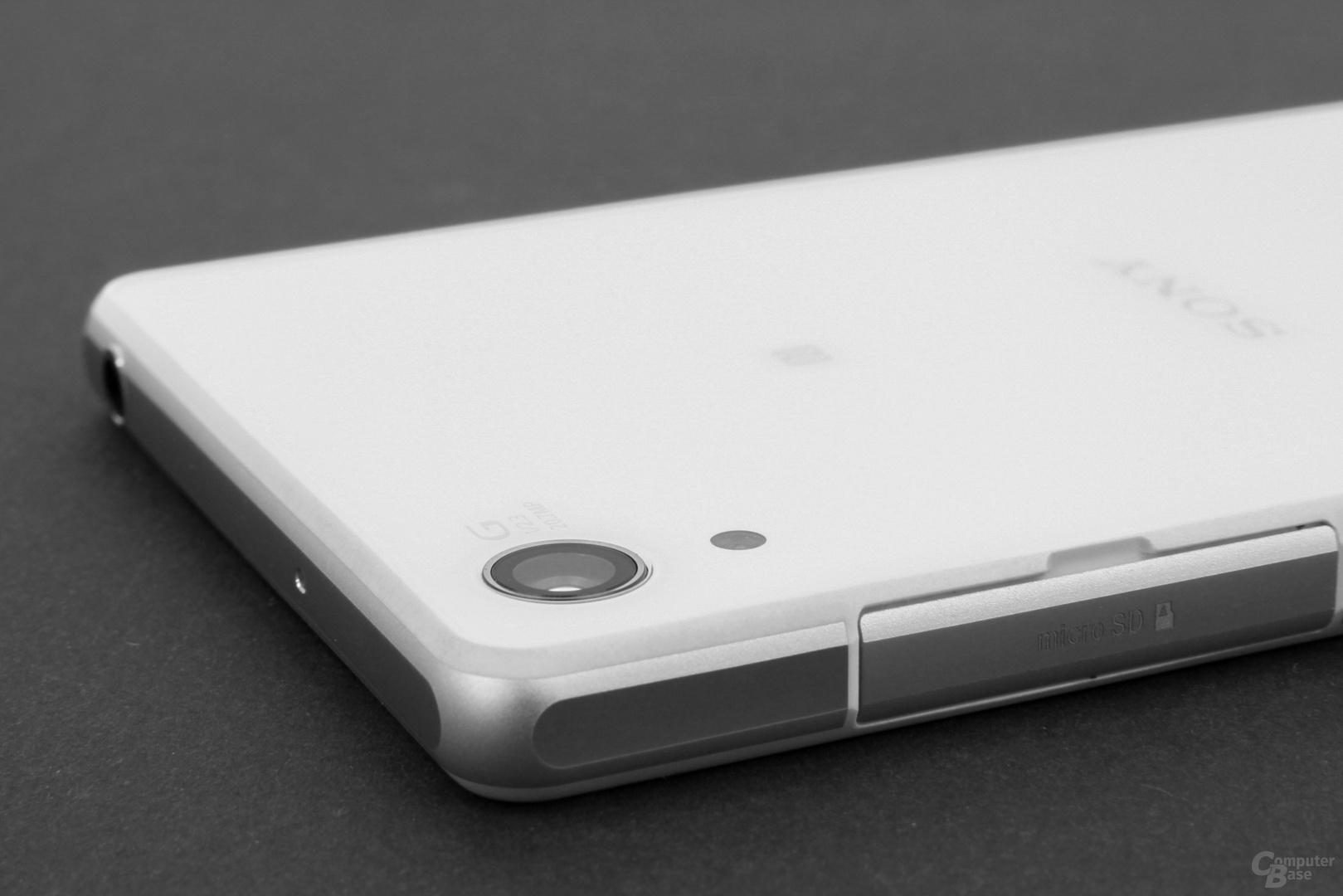 Sony Xperia Z2 im Test – Weiß steht dem Smartphone gut