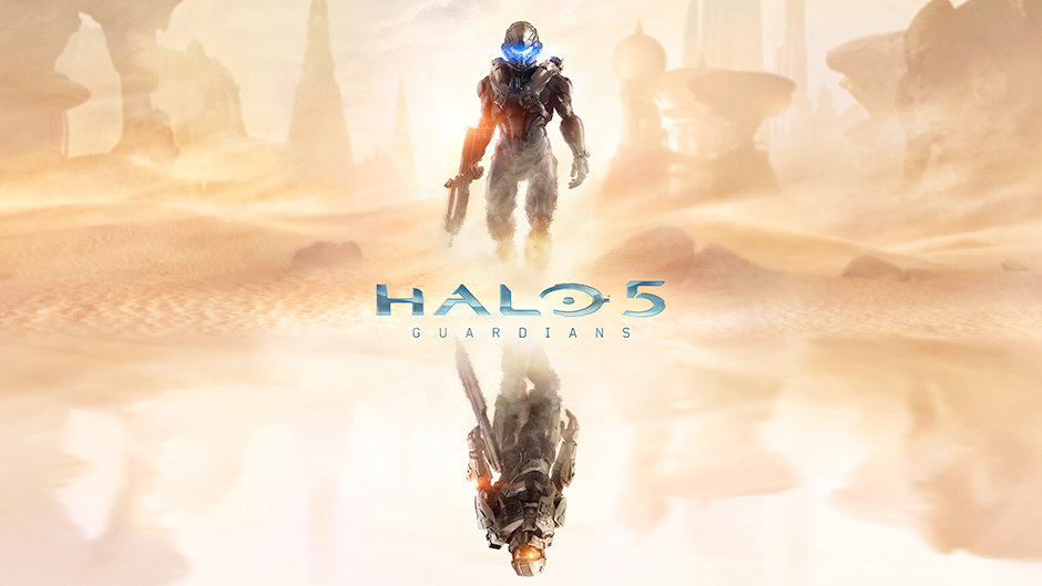In Halo 5 am Start: Der Master Chief