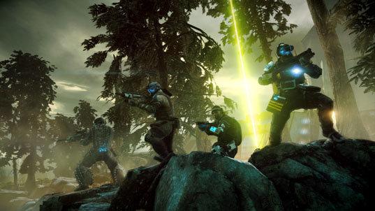 Killzone: Shadow Falls – Intercept-DLC