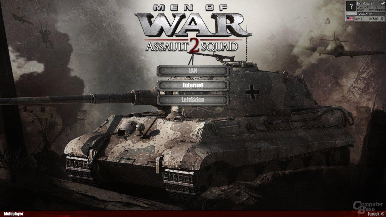 Men of War: Assault Squad 2 im Test