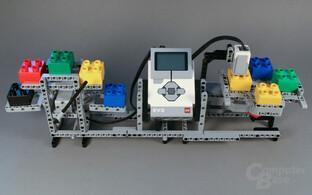 Lego Mindstorms EV3 Farbvergleicher