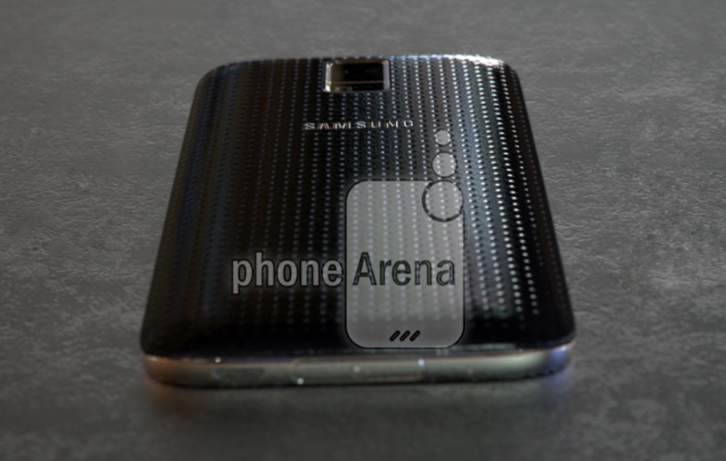 Das Galaxy S5 Prime von Samsung
