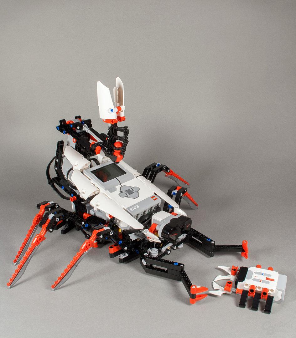 Lego Mindstorms EV3 - Spiker