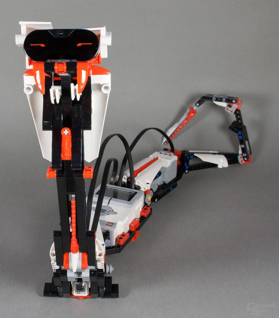 Lego Mindstorms EV3 - Reptar