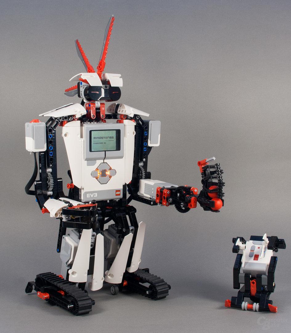 Lego Mindstorms EV3 - Everstorm