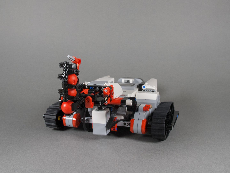 Lego Mindstorms EV3 - Tracker
