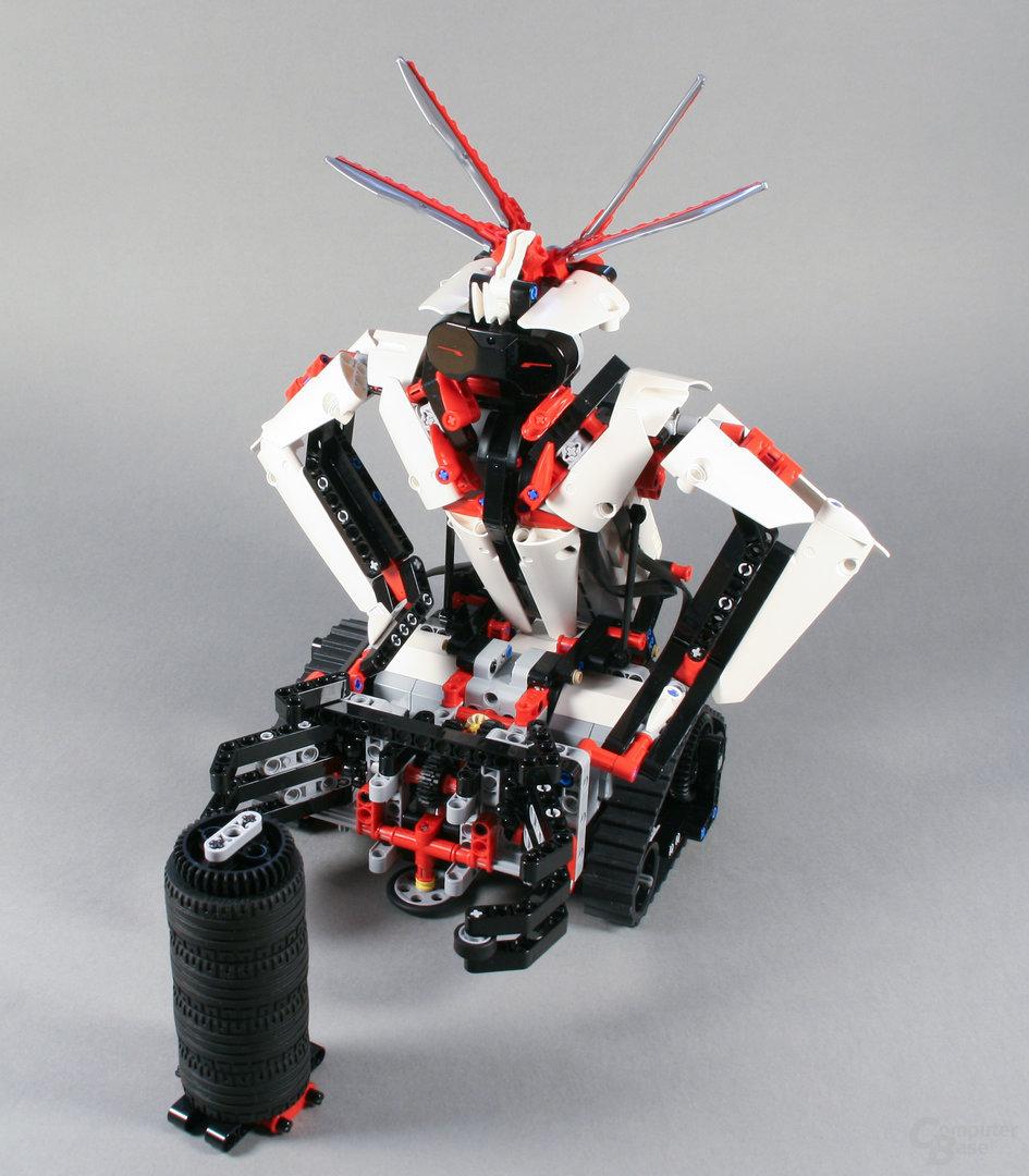 Lego Mindstorms EV3 - Gripper