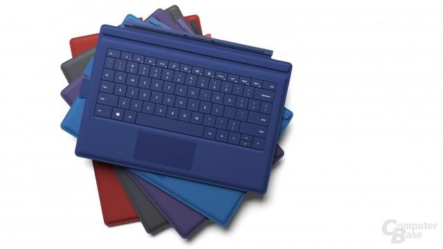 Neue Tastaturen