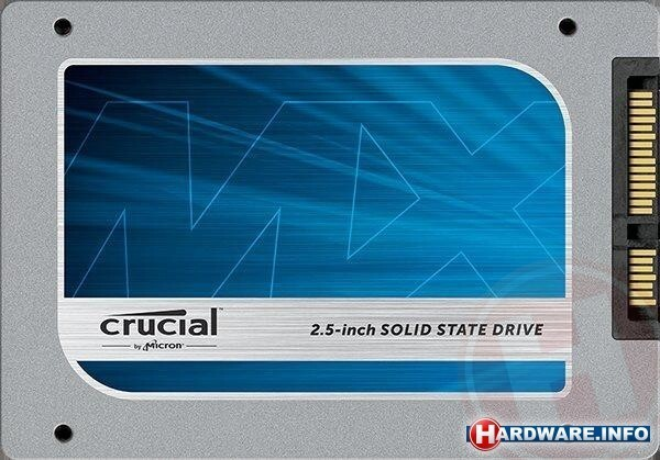 "Crucial ""MX100"" SSD"