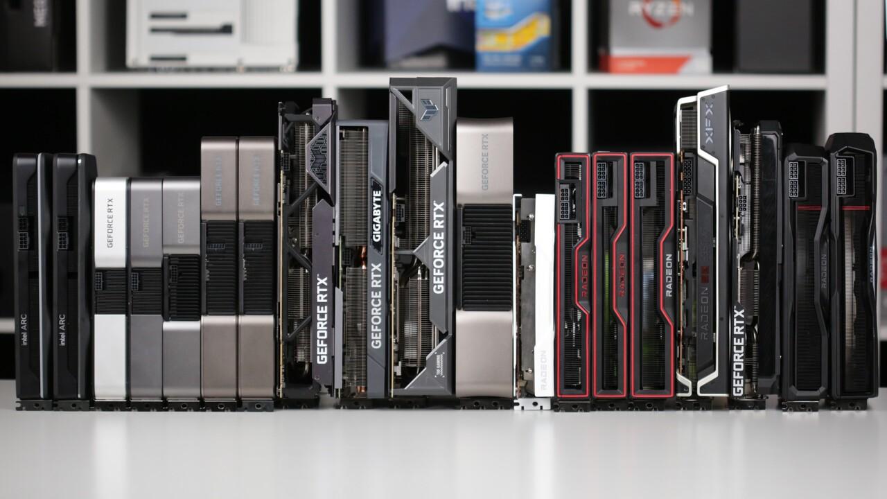 Grafikkarten-Rangliste 2020: GPU-Vergleich mit Empfehlungen für Navi & Turing im August