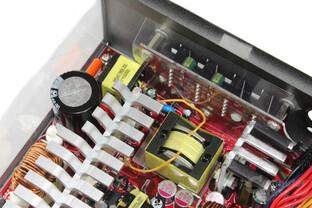 Cooler Master V450S – Kabelmanagementplatine