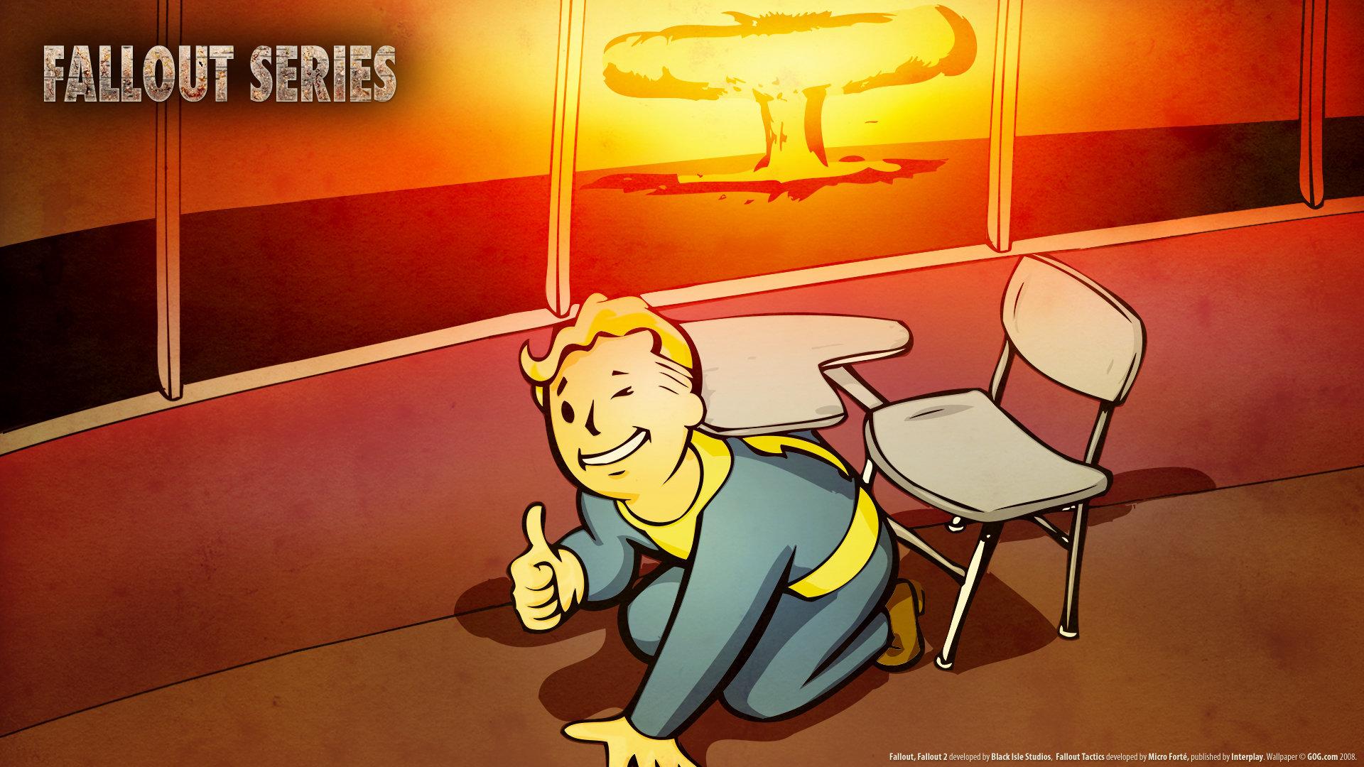 Das Spiel greift den sorglosen Umgang mit Atomtechnik der 1950er-Jahre auf